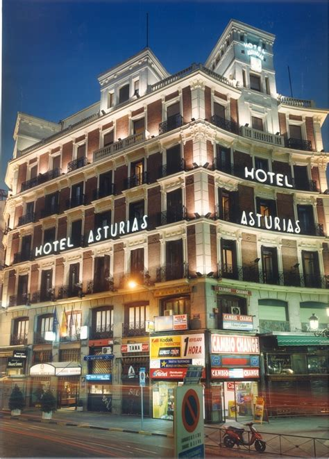 Madrid Spain Search Hotel Asturias Madrid Spain Hotelsearch
