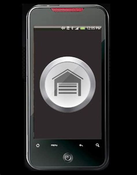 Garage Door Opener With Smartphone App Garage Door Opener Apps Lovetoknow