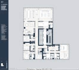 One57 Penthouses Floor Plan full floor unit at one57 luxurious apartments