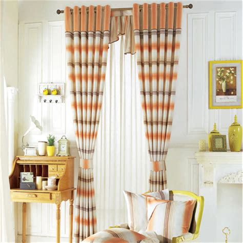 pre made curtains ready made striped curtains nrtradiant com