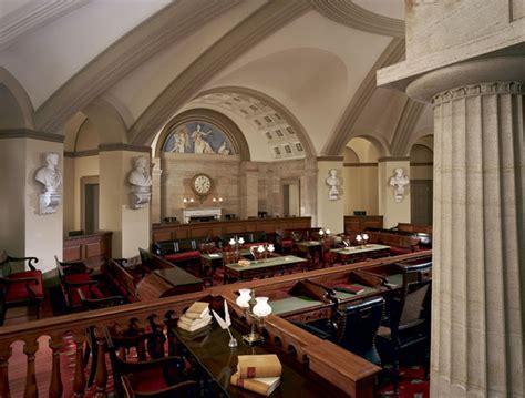 Senate Placement Office by U S Senate Supreme Court Chamber