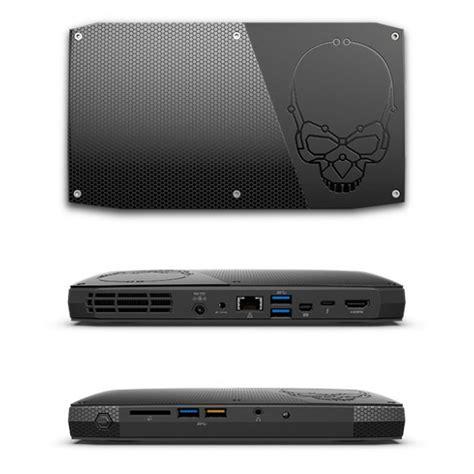 Intel Nuc Skull I7 Ram 32gb Ssd M 2 120gb Win 10 Pro intel nuc skull gaming kit i7 6770hq 2 6ghz 32gb ddr4 2 x m 2 iris pro graphics 580
