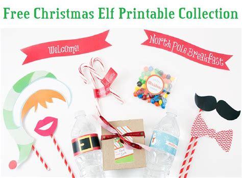 printable elf on the shelf props 197 best christmas images on pinterest christmas ideas