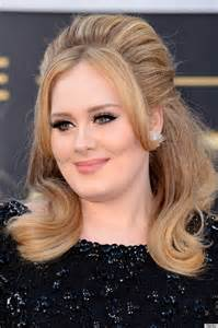 rolling hair styles adele s braids give the singer s retro look a fresh update