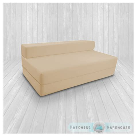 fold out foam sofa bed double cotton twill z bed double size fold out chairbed chair