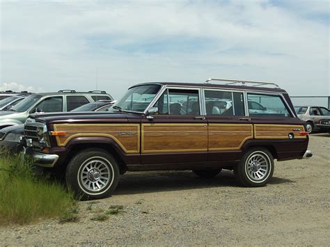 1988 Jeep Grand Wagoneer Pictures Cargurus