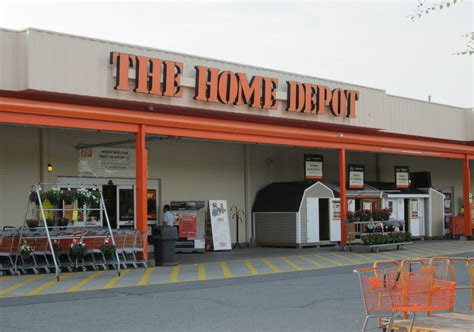 Home Depot by The Annandale Home Depot Agrees To Address Property
