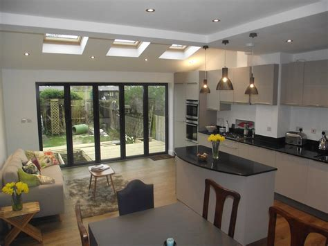 House Extension Ideas Designs House Extension Photo Kitchen Diner Lighting Ideas