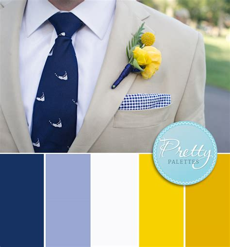 nautical color pretty wedding color palettes nautical theme