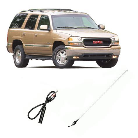 how cars run 1995 gmc yukon spare parts catalogs gmc yukon denali 1995 2002 factory oem replacement radio stereo custom antenna antenna pack188
