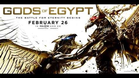 film god s quiz 4 movie planet review 121 recensione gods of egypt youtube