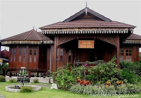 rumah rumah tradisional di malaysia 17 best images about village house on pinterest