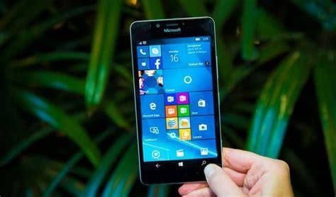dual sim windows mobile review smartphone microsoft lumia 950 dual sim device boom