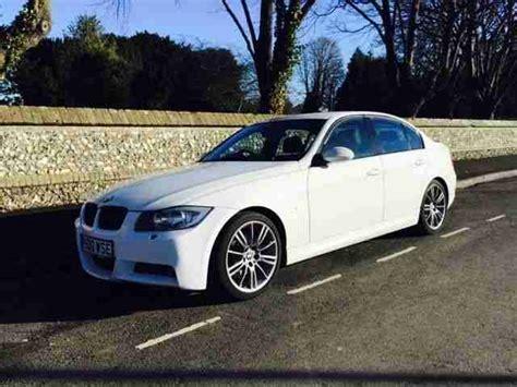 bmw 330 white bmw 330i m sport white car for sale