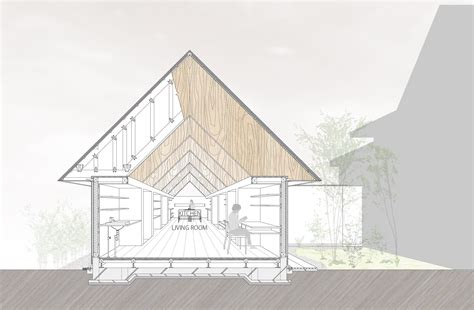 style section gallery of koya no sumika ma style architects 17