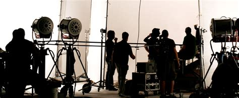 film set up vancouver film studios vancouver bc canada