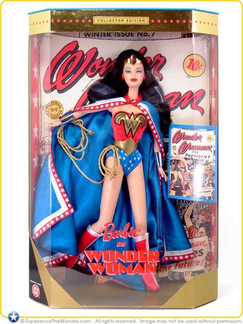 Home Decor Trend mattel barbie dc comics collector edition doll wonder