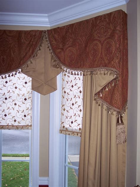 M Fay Patterns Valances m fay patterns bay window for the home
