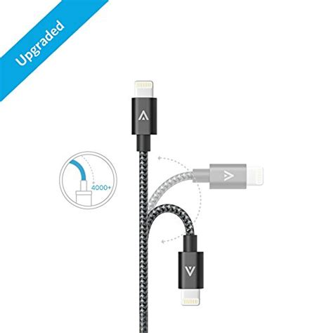 anker 3ft braided usb cable with lightning connector