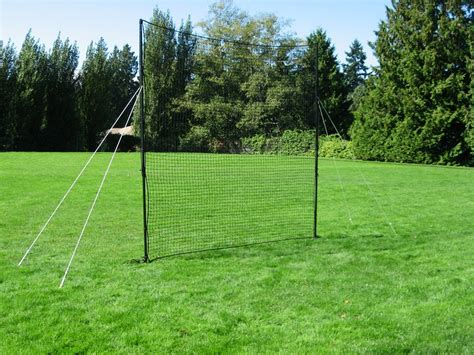 backyard netting outdoor court nets seamar sport and specialty netting