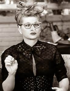 I Love Lucy on julia louis dreyfus and lucille ball the barrel of forty