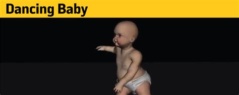 Dancing Baby Meme - the darkest dankest year in memes vocativ