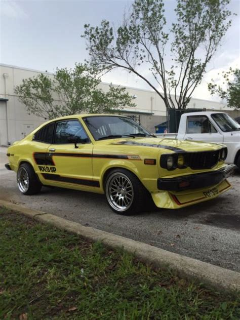 rx3 mazda for sale mazda 1977 rx3 sp for sale photos technical