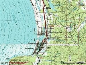 gearhart oregon map gearhart oregon or 97138 profile population maps
