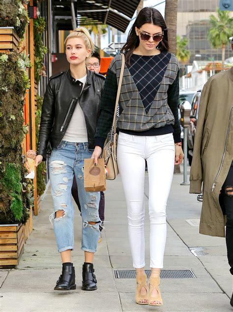 Block Heels Black White Sepatu Wanita Heels kendall jenner style hd pictures