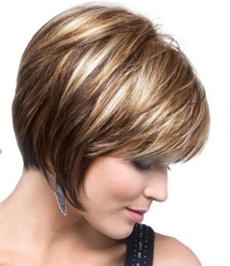 inverted layered bob thin hair 2018 popular inverted bob haircuts for fine hair