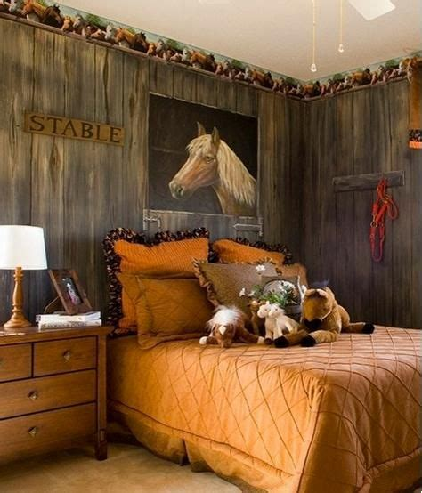 horse themed bedroom a cool site with a bunch of horse themed rooms click on