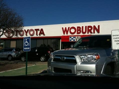 Toyota Of Woburn Woburn Toyota Car Dealers Woburn Ma