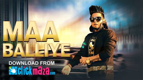 song new punjabi maa balliye a feat jandu punjabi song