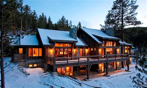 Tkp Architects Pc Tkp Design Wins Best In American Living Design A Mountain House