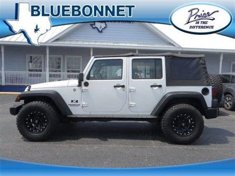 2009 jeep wrangler unlimited soft top purchase used 2009 jeep wrangler unlimited x black wheels