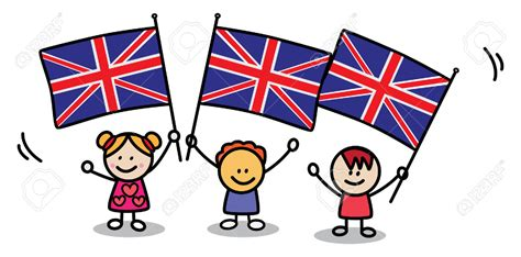 clipart bambini inglese clipart