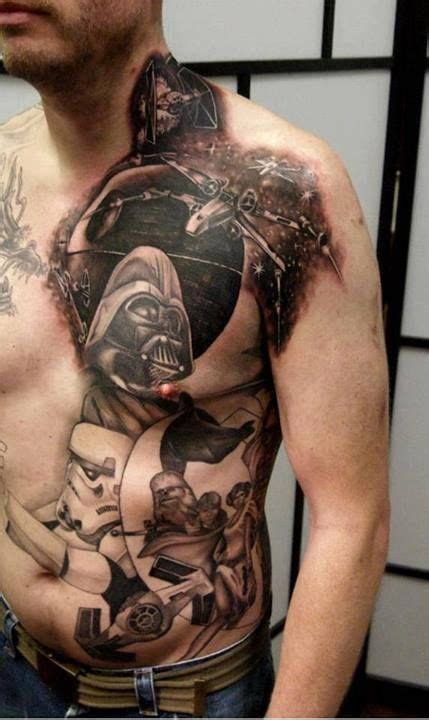 darth vader star wars tattoo star wars tattoo