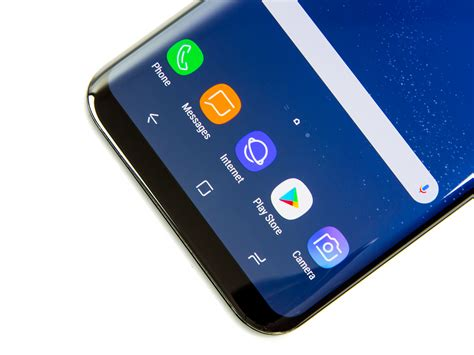 galaxy s8 review gorgeous new hardware same samsung gimmicks ars technica