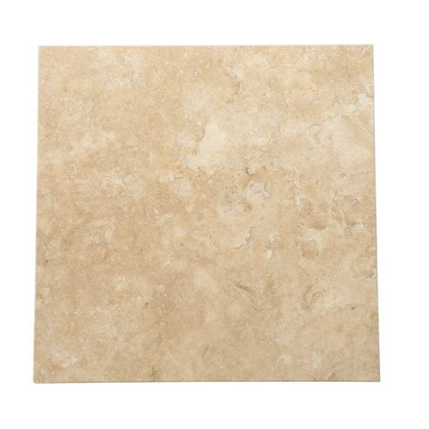 daltile travertine durango 12 in x 12 in natural stone floor and wall tile 10 sq ft case