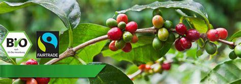 fair trade espresso bio und fairtrade kaffee bio kleinbauern kaffee