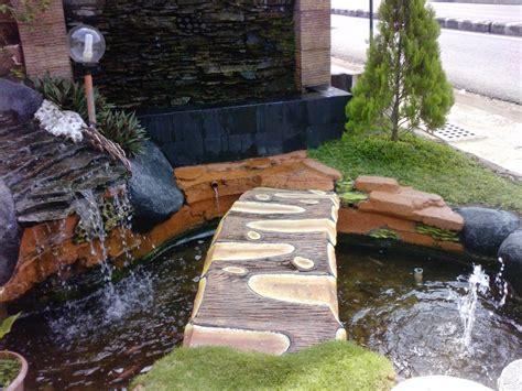 tukang kolam relif minimalis pembuatan kolam koi profesional tukang taman