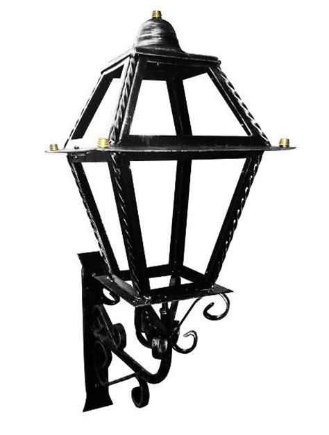 applique da esterno in ferro battuto antica soffitta applique lanterna con mensola parete