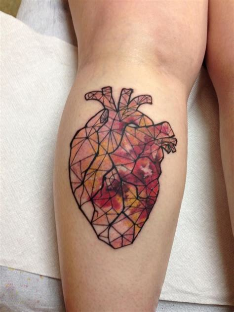 tattooed heart sounds like off the map tattoo