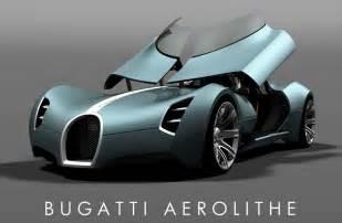 Bugatti Aerolithe Concept Loveisspeed Bugatt箘 Aerolithe Concept