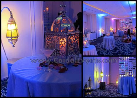 decor themes a moroccan theme party at the st regis bal harbour resort