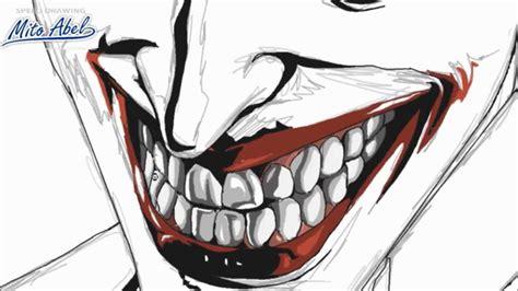 imagenes del guason para dibujar faciles coloreado de la sonrisa del joker paso a paso youtube