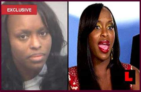 Webb Lunceford Criminal Record Quadriyyah Webb Mugshot Married To Medicine Webb Visited Exclusive