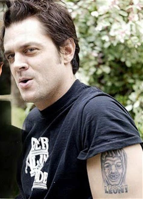 wawa tattoo tattooed johnny knoxville tattoos