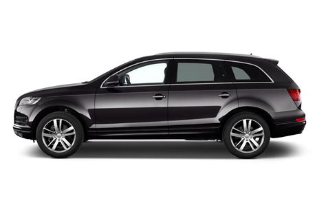 Audi Q7 Different Models by Comparison Toyota Highlander Limited Platinum 2015 Vs