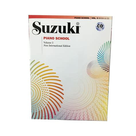 Suzuki Method For Piano Suzuki Piano Method Book Cd Piano Methods Perth Shop
